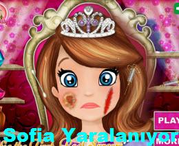 Sofia Yaralanıyor