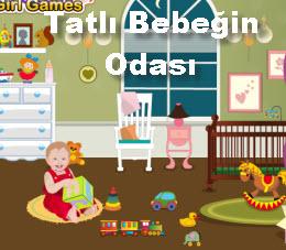 Tatlı Bebeğin Odası