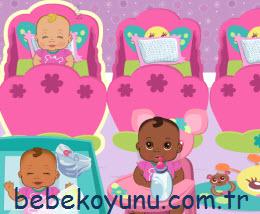 Tatlı Bebeklerin Bakıcısı