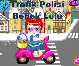 Trafik polisi Bebek Lulu