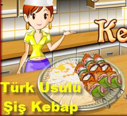 Türk Usulü Şiş Kebap
