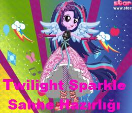 Twilight Sahne Hazırlığı