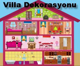 Villa Dekorasyonu