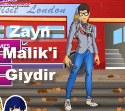 Zayn Malik'i Giydir